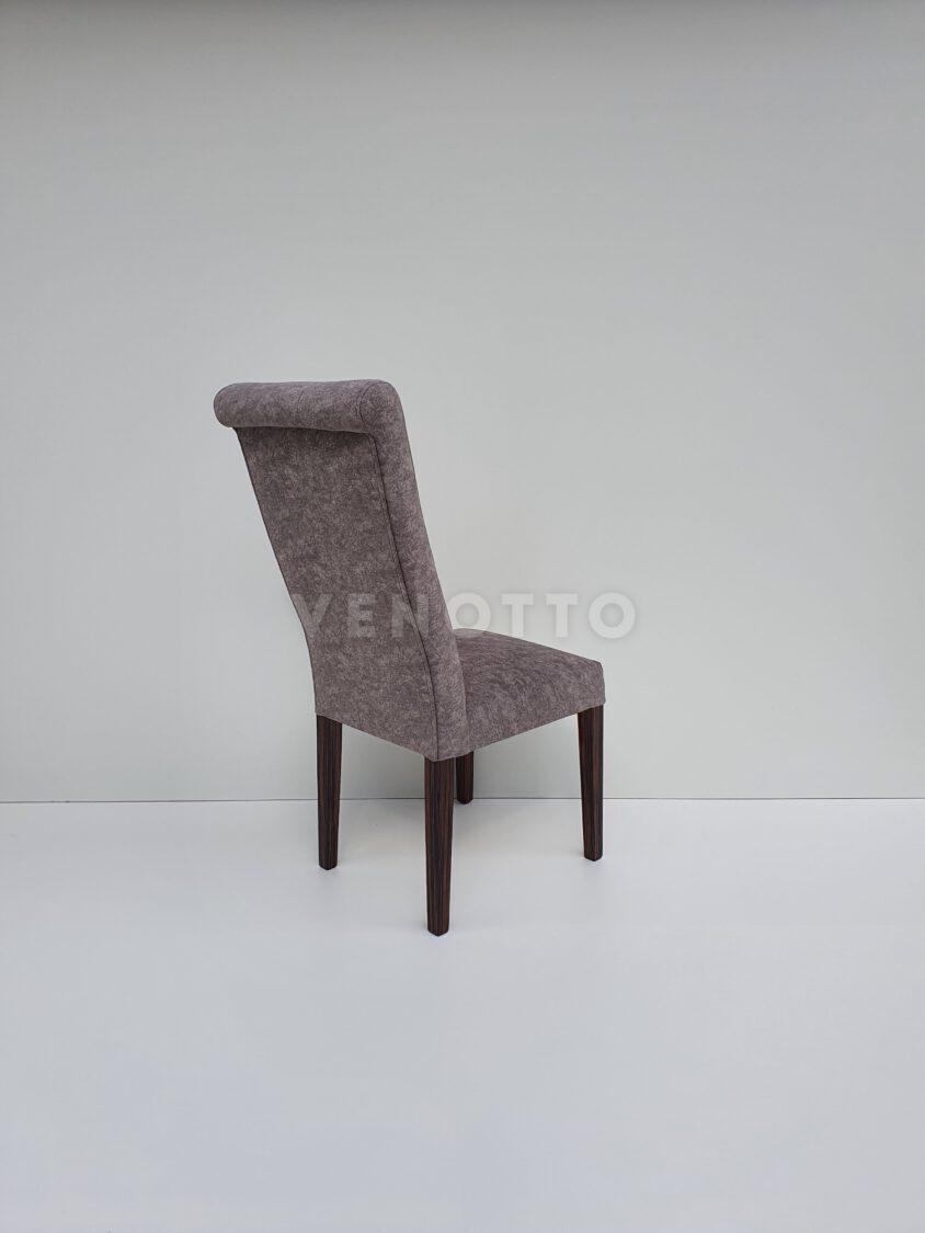 Krzesło tapicerowane ze sprężynami Infiniti