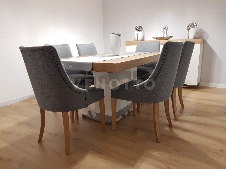 Stół na podstawie centralnej ST2