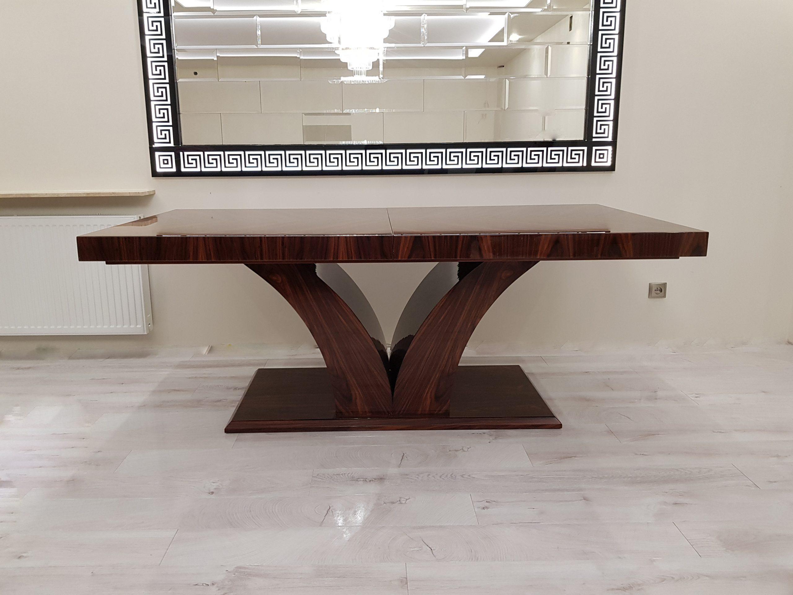 Drewniane stoły na wymiar